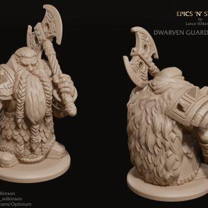 Dwarf guardian variant