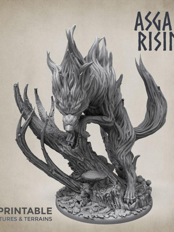 Wraith wolf alpha