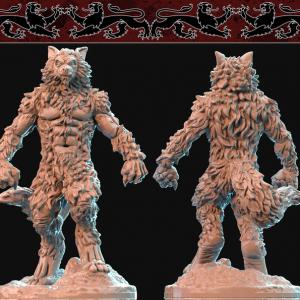 warewolf pose1