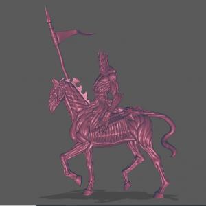 Nuckelavee with flag